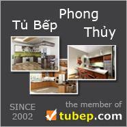 Tu Bep Phong Thuy - The Gioi Tu Bep